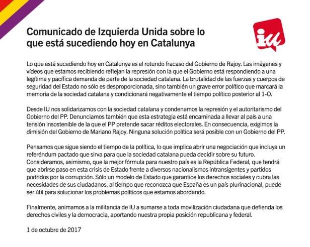 Prc_2017_10_01_CatalognaIzquierdaUnida_Comunicato