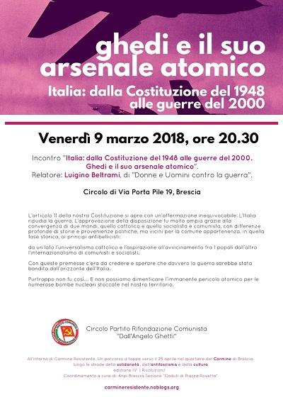 Eventi_2018_03_09_Brescia_GhediEIlSuoArsenaleAtomico_400x560