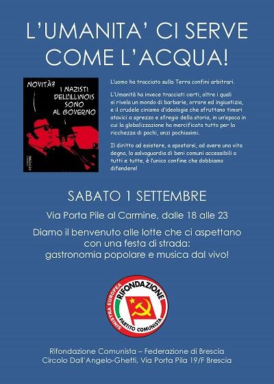 Eventi_2018_09_01_Brescia_Prc_LUmanitàCiServeComeLAcqua_400x560